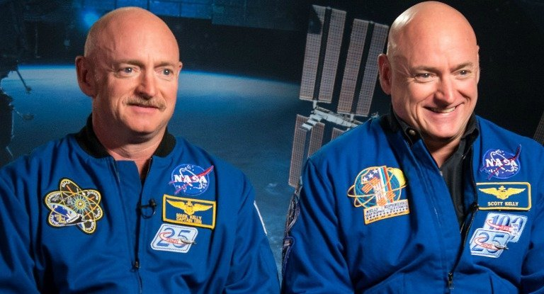 Astronaut Scott Kelly Underwent Genetic Change After Spending A Year In Space