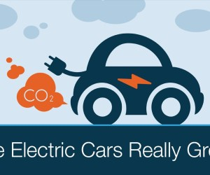 electric vehicles carbon footprint