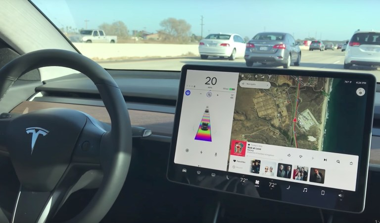 Watch Tesla Model 3 Autopilot Heroically Save Its Owner From An Accident Due To Ice