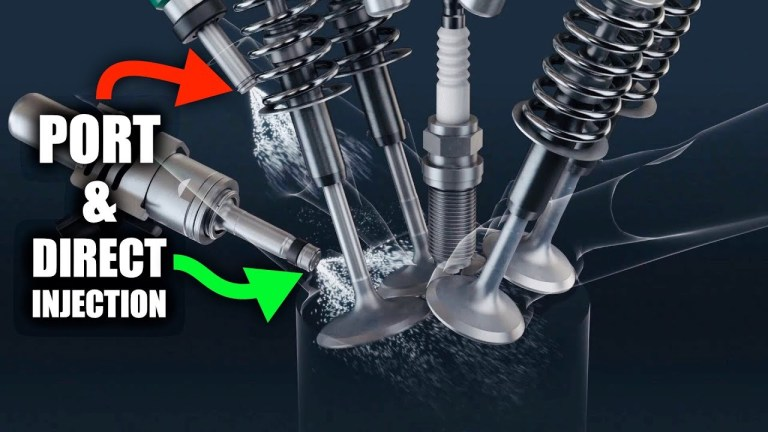 Learn How Dual Fuel Injection Works With This Amazing Video!