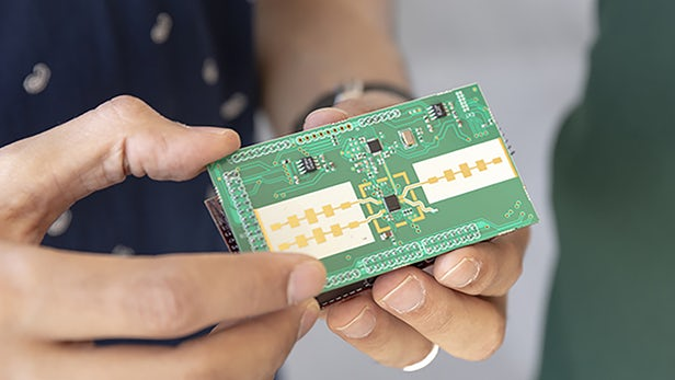 Miniature Radar Might Be Used In Drones & Other Small Gadgets