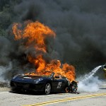 This Is How You Handle A Lithium Ion Battery Fire In An Electric Vehicle