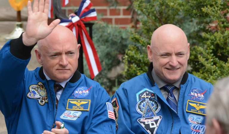 You Can Stay In Space For A Year Safely, NASA's Twin Study Concludes