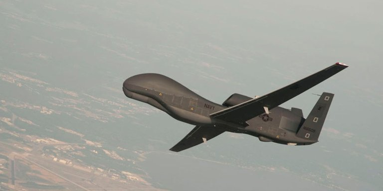 Iran Shot Down US Military's Global Hawk Worth $123 Million
