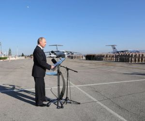 Khmeimim Air Base Is The Source Of GPS Jamming Signals