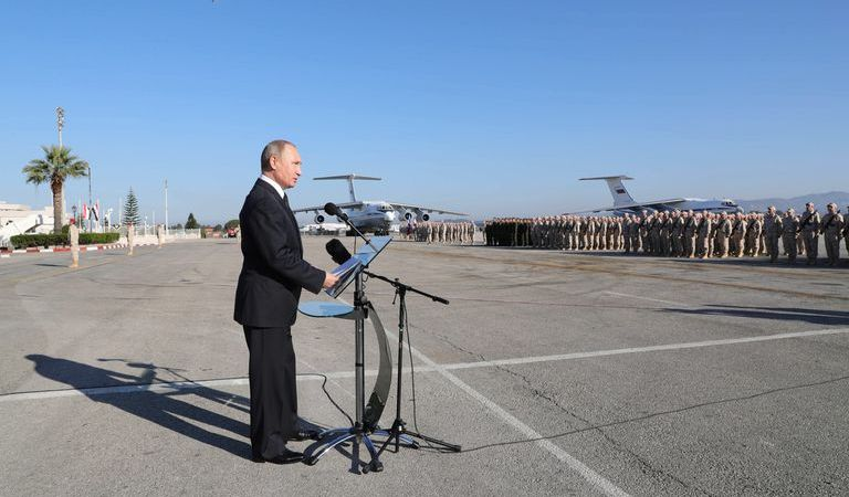 Russia Is Blocking GPS Signals In Syria And It Is Even Affecting Israel