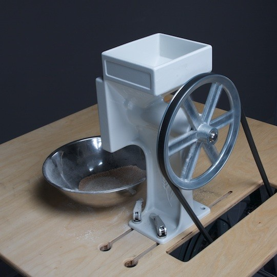 The Pedal Genny, meanwhile, is more portable, does not include a work surface, and is rela...