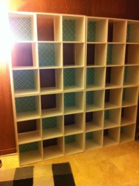 MSM Storage Wall, $180