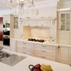 Kitchen Designs Layouts Cabinet Crown Molding French Provincial Kitchens | Wonderful ...