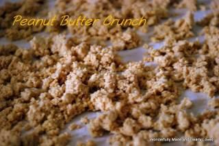 Peanut Butter Crunch,Trim Healthy Mama Friendly