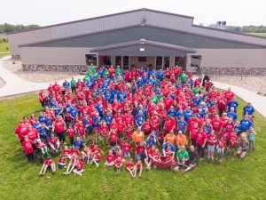 Wonderfully Made Family Camp 2019 Group Photo