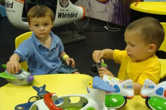 Liam and Garrett