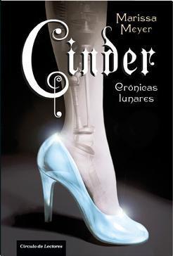 Cinder - versione Spagnola (Circolo dei lettori)