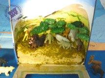 Grassland Ecosystem Diorama - Year of Clean Water
