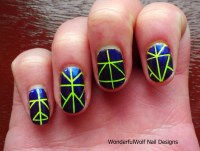 Nail Tape Designs  WonderfulWolf