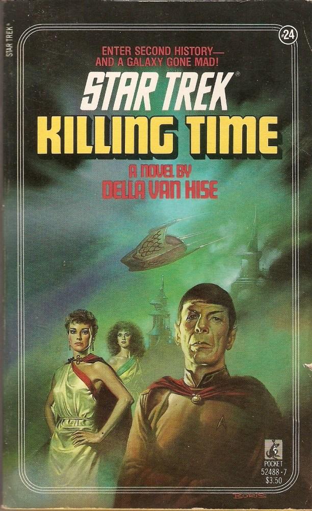 Book Review: Star Trek: Killing Time