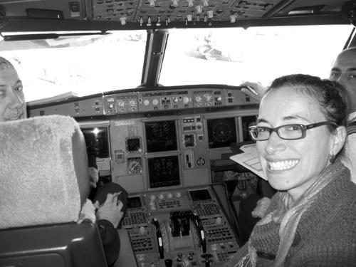 me, cockpit, pilots