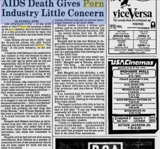 UPI Article. 1988.