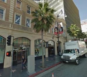 """The location of one of Eddie's old business offices for """"Adel, Inc."""" and Seven Seas in the 70s/80s. The clothing store there, is owned by one of the world's richest men."""