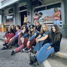 Lynyrd Skynyrd 1974