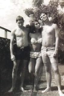 Jim and siblings.