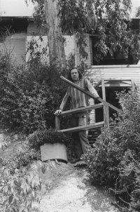 David Carradine. Laurel Canyon.