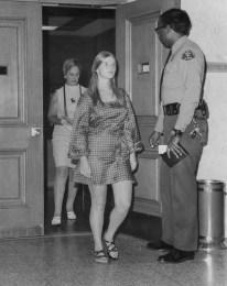 Linda Kasabian, 1971.
