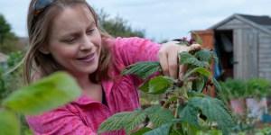 freelance gardening journalist Alice Whitehead grows her own