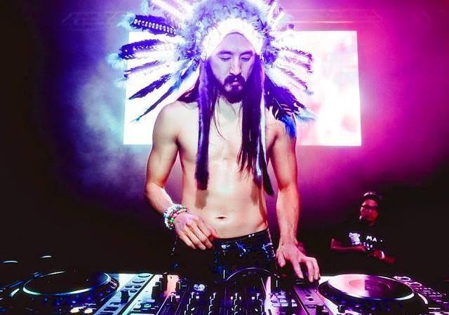 Stev Aoki America's Best DJ 2015