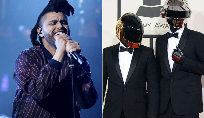 Daft Punk e The Weeknd estão trabalhando juntos
