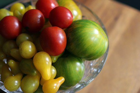Tomatoes of August