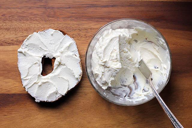 Better Than a Silver Packet: DIY Cream Cheese » Wonderland