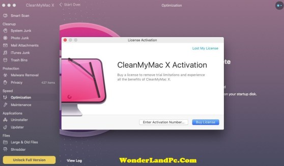 CleanMyMac X 4.4.4 Crack
