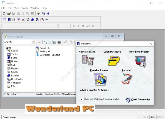 Corel WordPerfect Office Professional Full Download