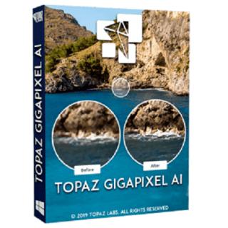 Topaz Gigapixel AI 4.9