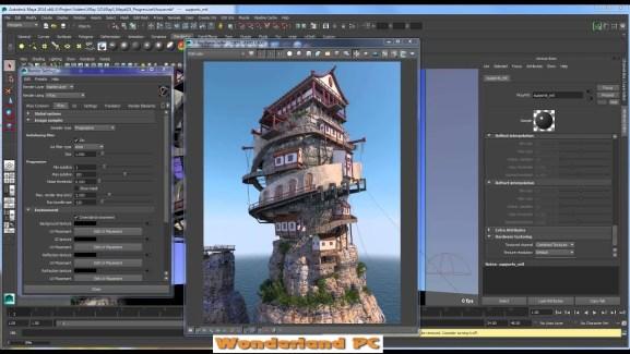 V-Ray Next 4 for Maya 2020 Free Download