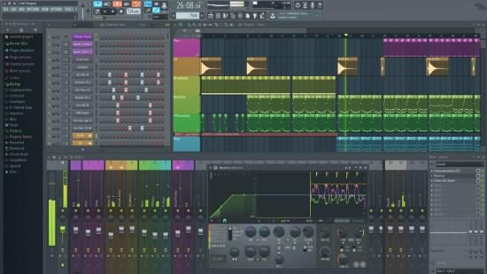 FL Studio 20.8.0 Crack Serial Key