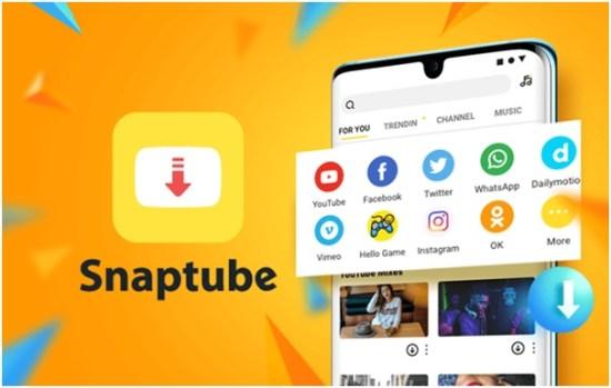 SnapTube v5.12.0.5133801 Crack Serial Key