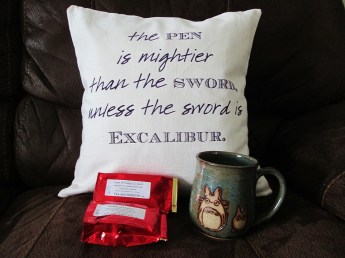 Pillow by Craft Encounters of the Nerd Kind