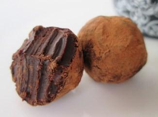 Little Belgian Truffles from Agatha Christie
