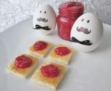 3. Poirot's Breakfast from Agatha Christie