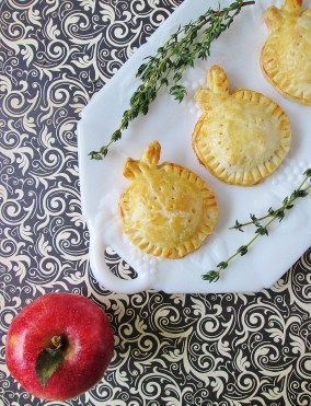 Big Apple Hand Pies from James and the Giant Peach