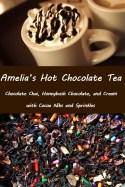 Amelia's Hot Chocolate Tea from Amelia's Notebook
