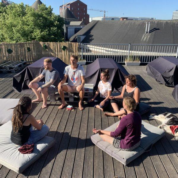Business Bootcamp Meditatie Mentale kracht Wonderlijk Werken