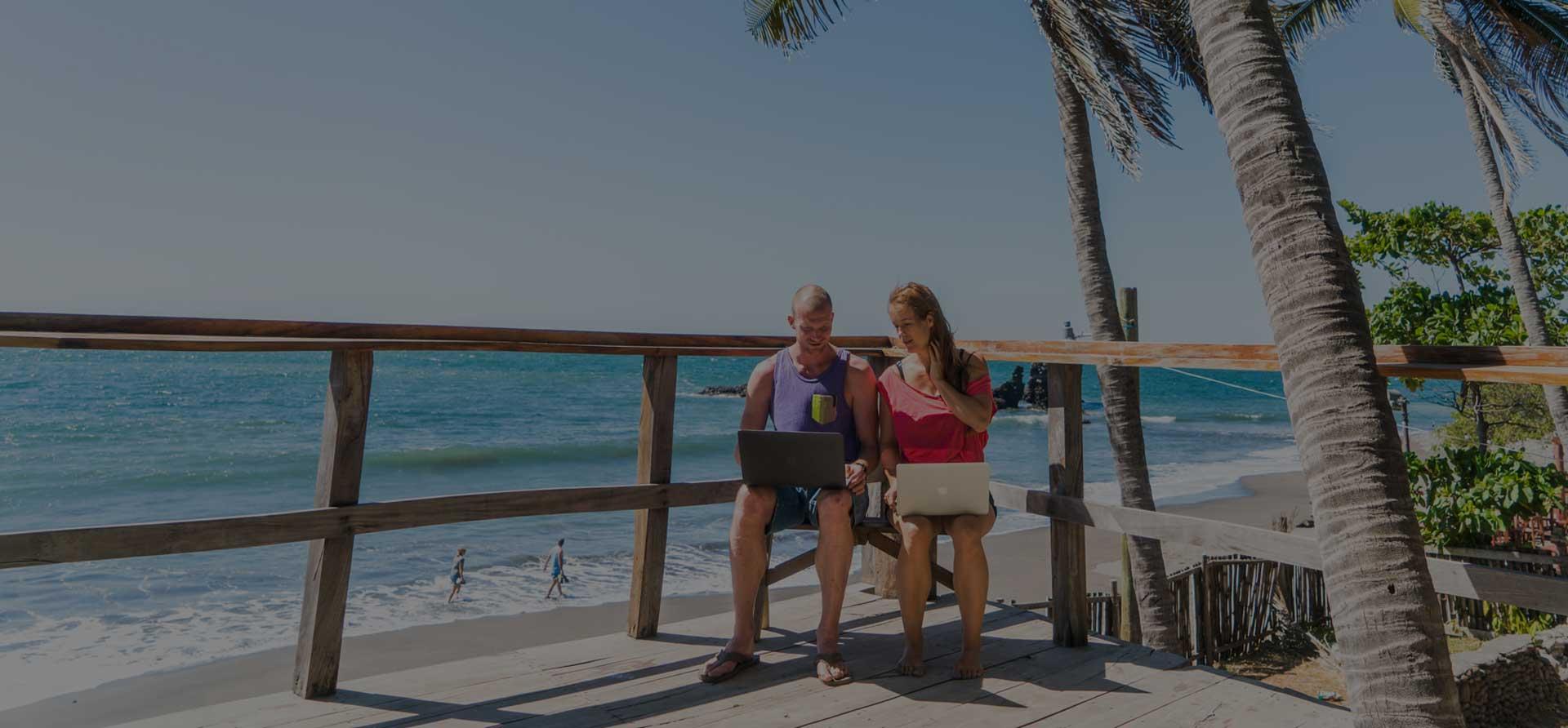 Digital Nomad Worden | Leer locatie onafhankelijk werken en ga op reis