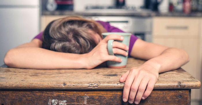 herstellen van langdurige extreme vermoeidheid begint met slapen