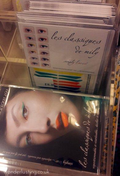 Selfridges Beauty Workshop stickon eyeliner