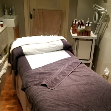 Content Beauty treatment room