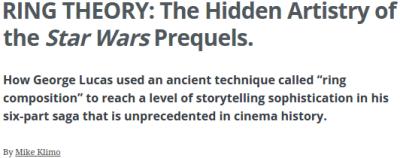 I didn't understand the stars essay