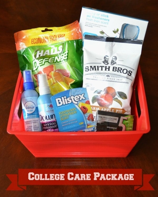 care package ideas for